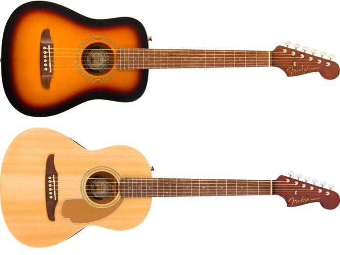 Fender California Mini Series