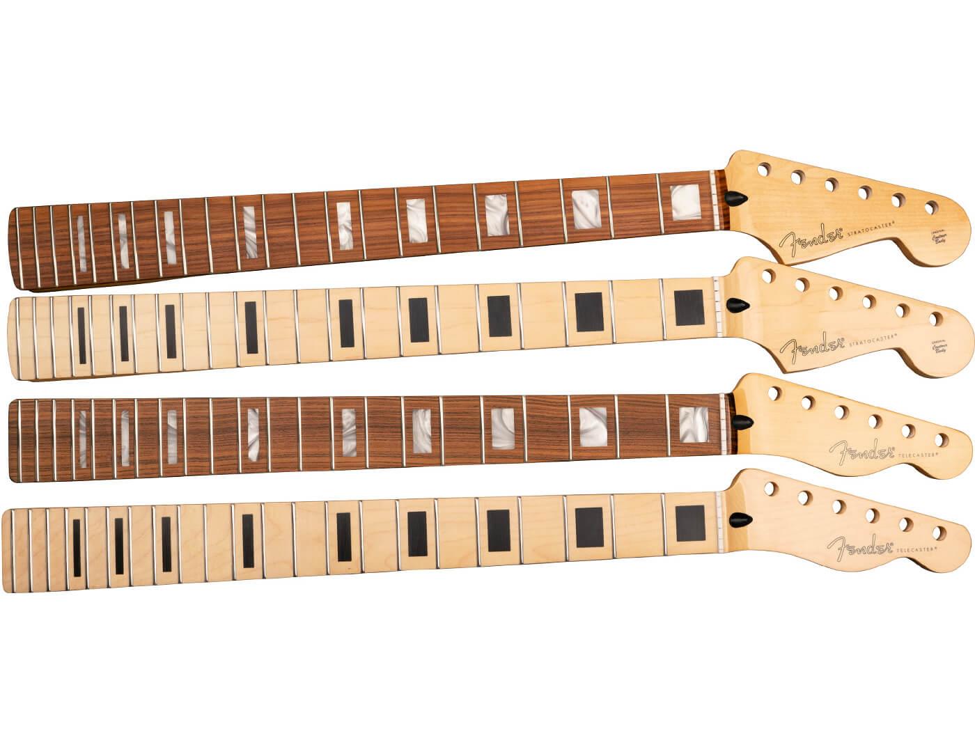 Fender Player Series Necks