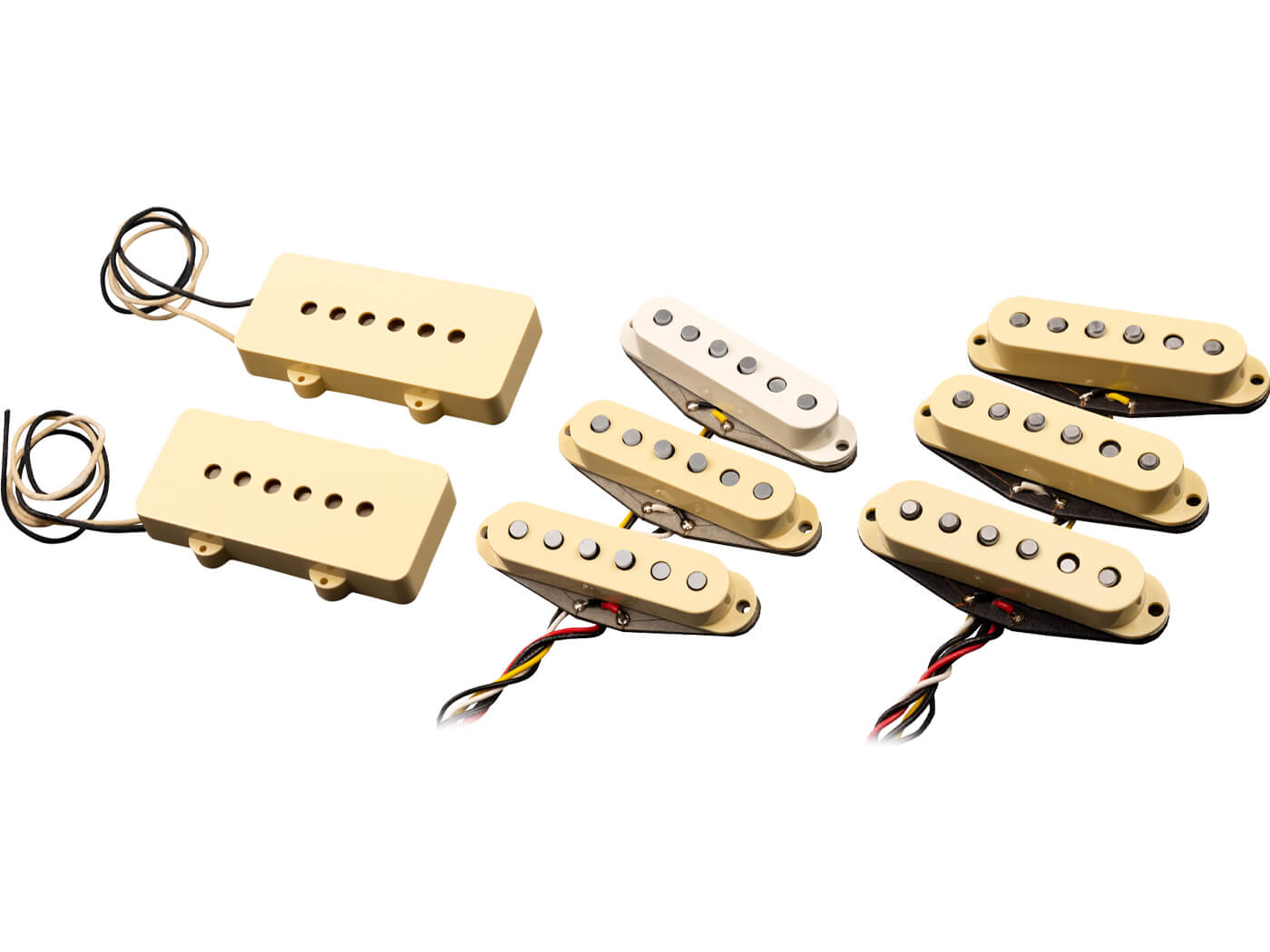Fender Vintera Pickup Sets
