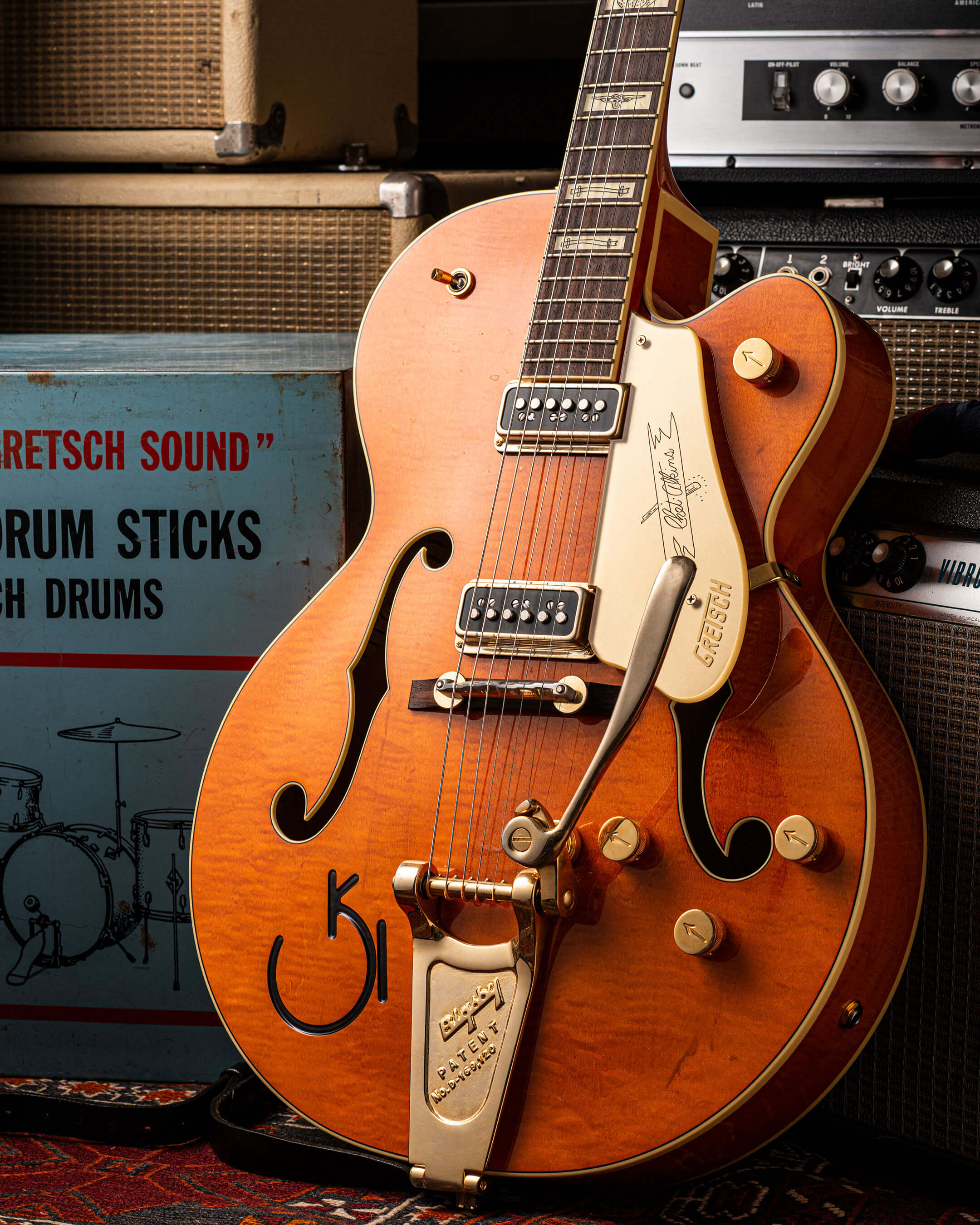 Gretsch G6120T-55 Vintage Select Edition '55 Chet Atkins