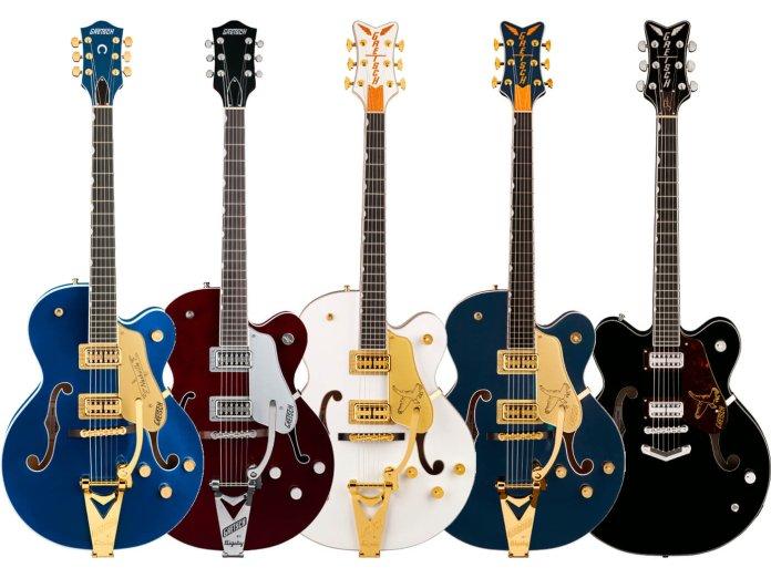 Gretsch Guitars 2021
