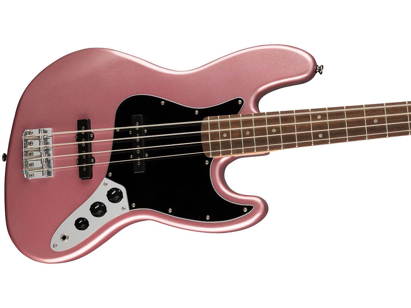 The Affinity Jazz Bass