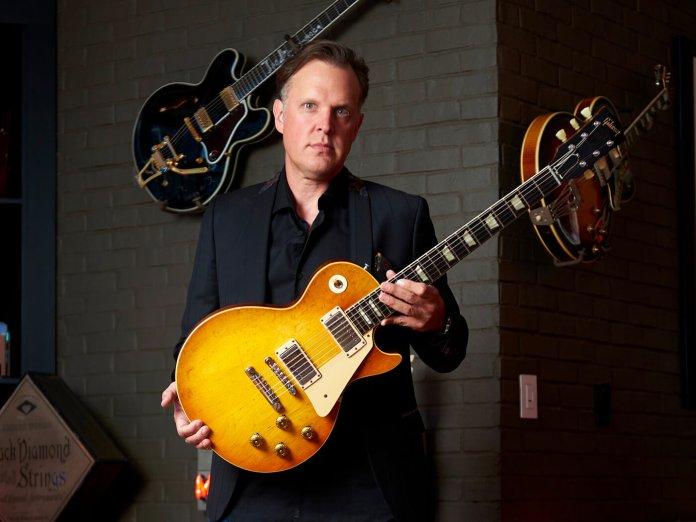 Joe Bonamassa '59 Gibson Les Paul