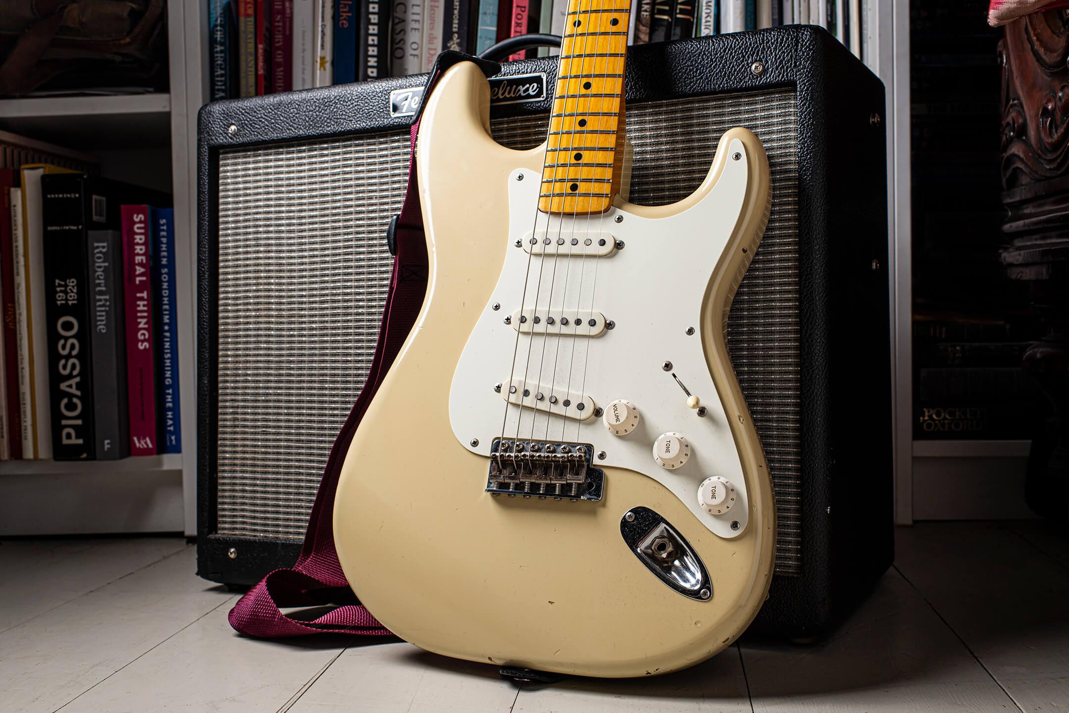 Johnny Flynn's Stratocaster