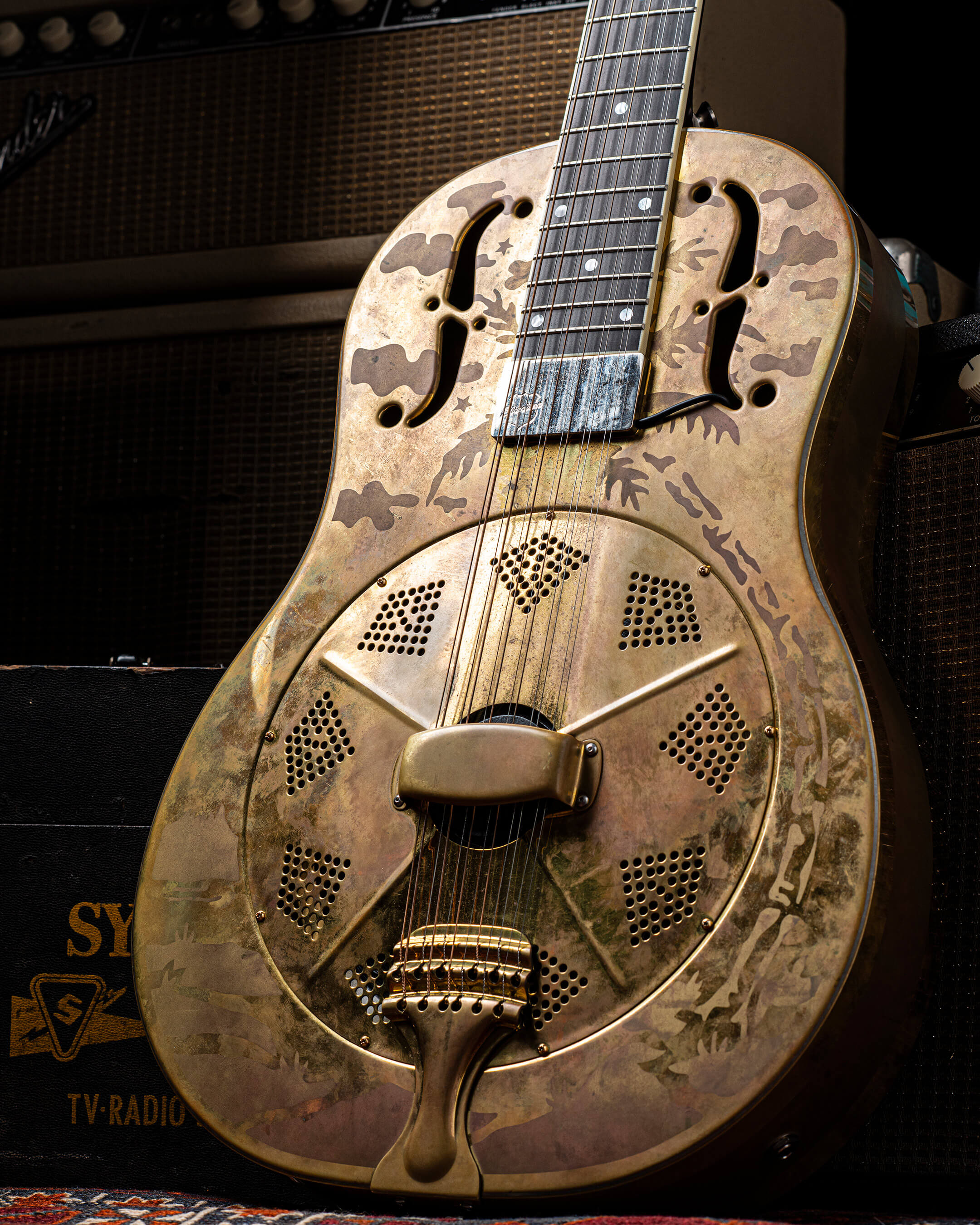 National Style O 12-string
