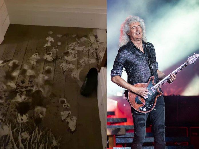 Brian May, Basement