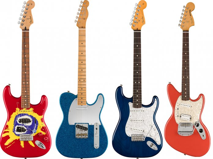 New Fender Signatures for 2021