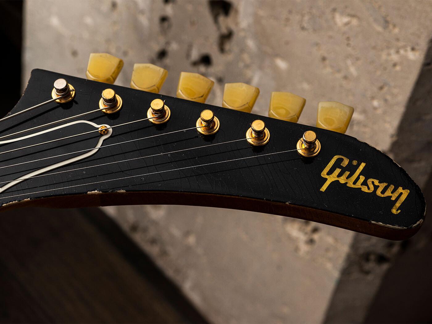 Gibson Custom Shop Murphy-aged Explorer