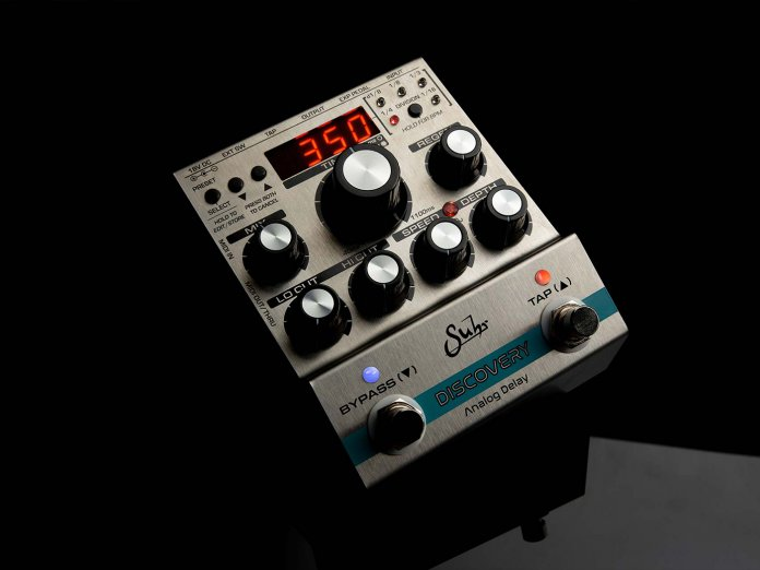 Suhr Discovery Analogue Delay