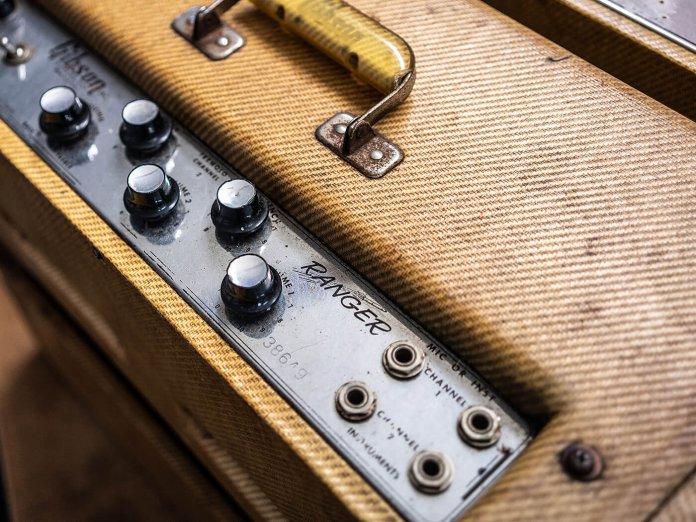 Bernie Marsden's Amp Part 2 - 1