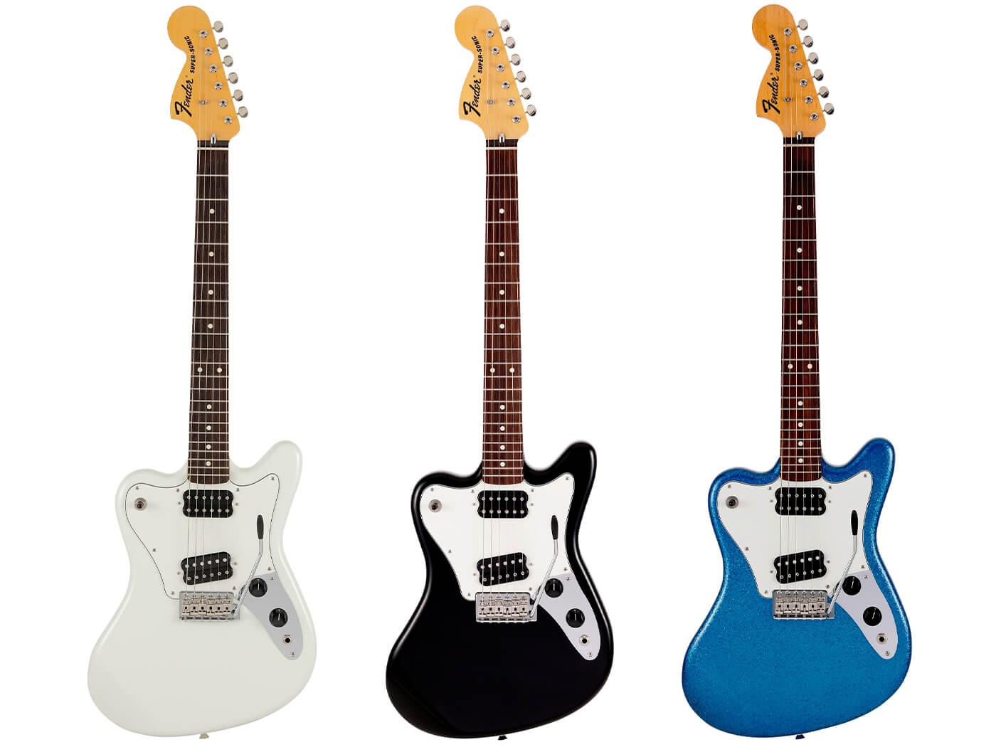 Fender JP Super Sonic 2021