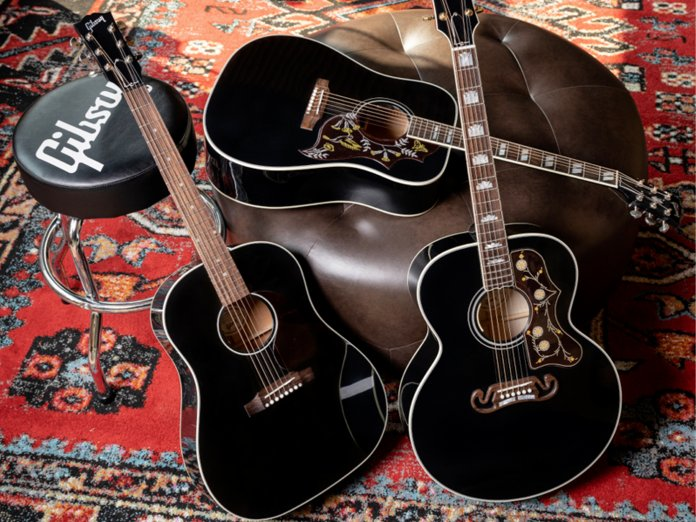 Gibson Exclusives Collection in Ebony