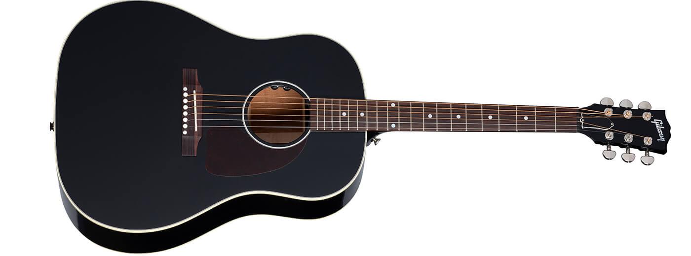 Gibson J-45 Ebony