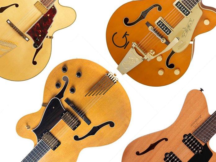 Best Jazz Guitars 2021
