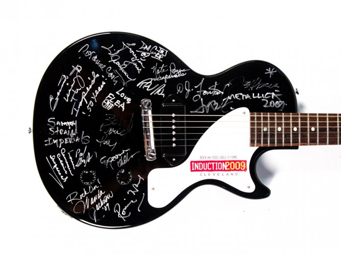Rock Hall LP JR 2009 inductees