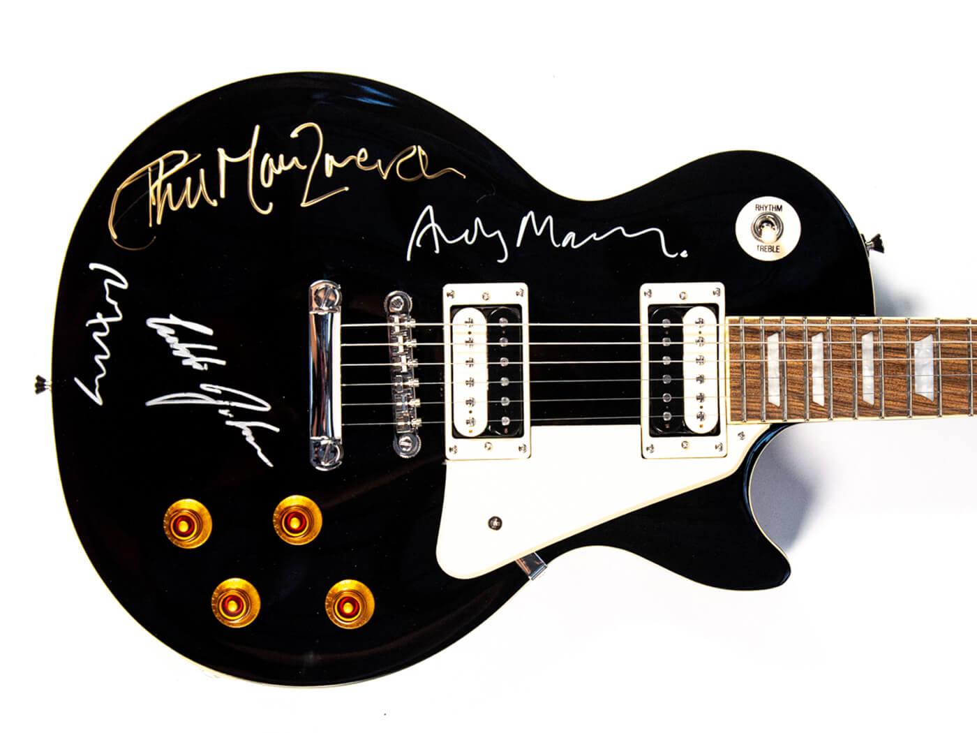 Rock Hall signed Roxy Music