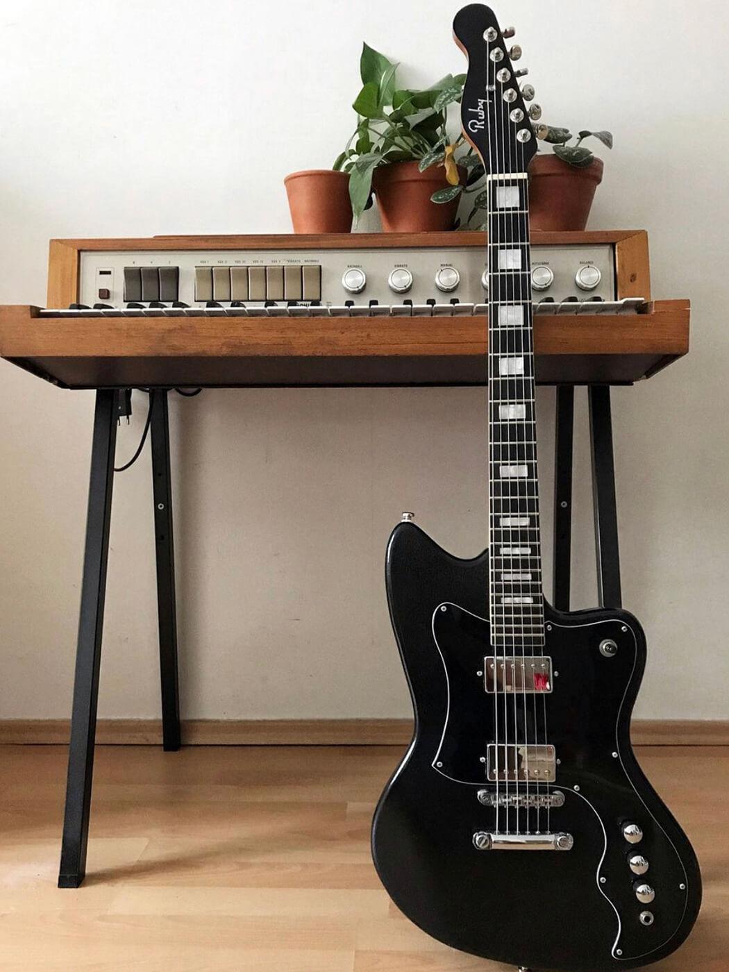 Ruby Guitars