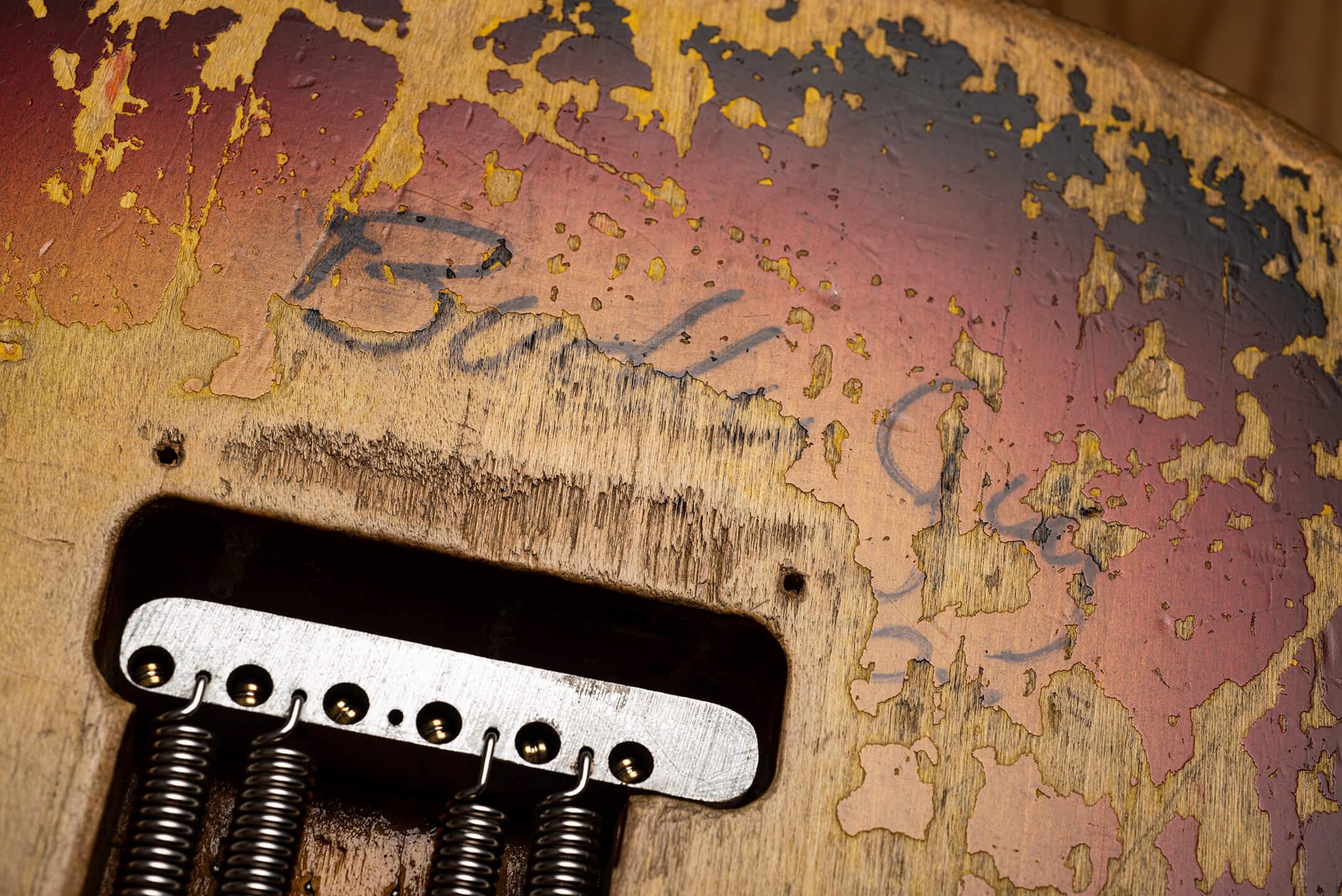 Scott McKeon's 1962 Stratocaster