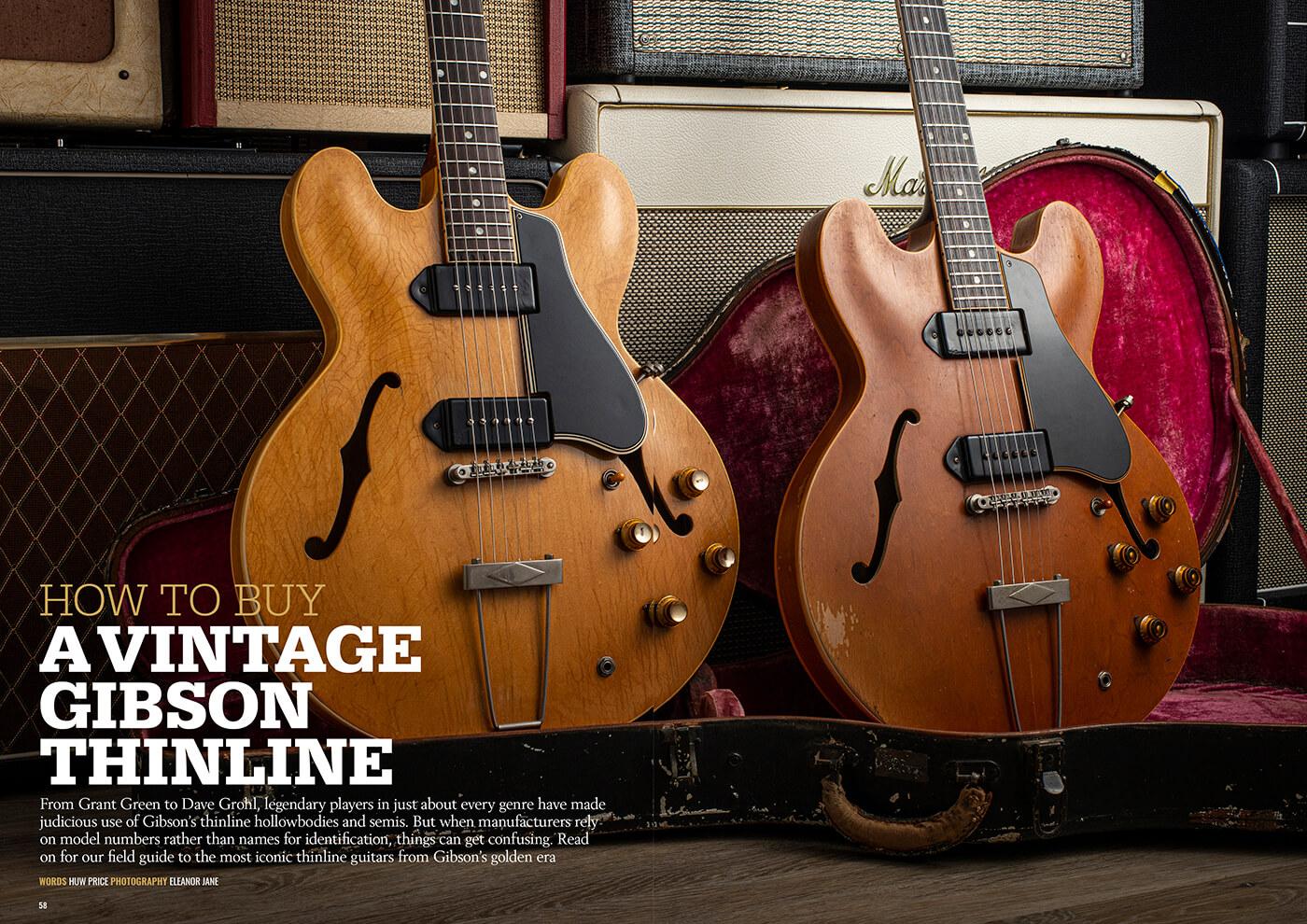 September On-Sale Gibson