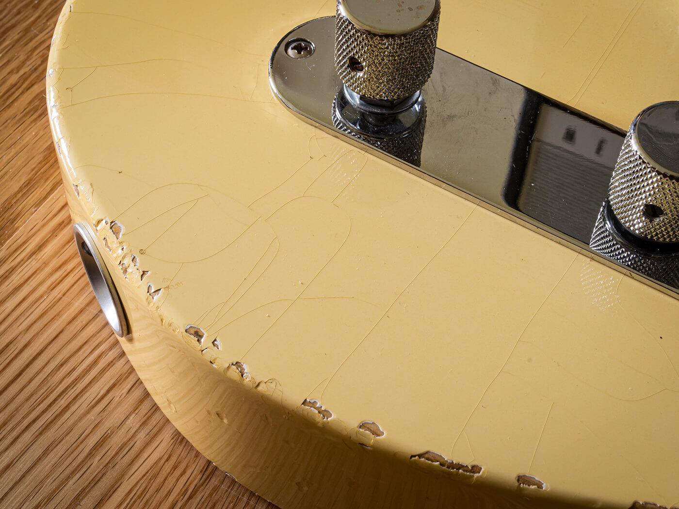 DIY Workshop: Telecaster to Esquire Conversion 8