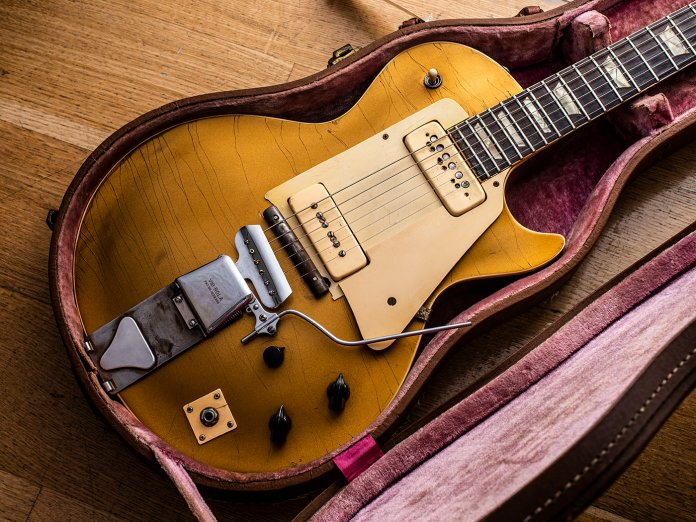 The first Les Paul