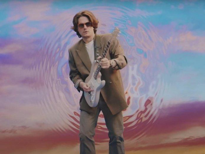 John Mayer Wild Blue music video PRS Silver Sky