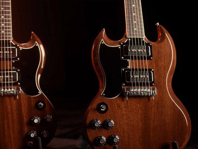 Tony Iommi SG Special