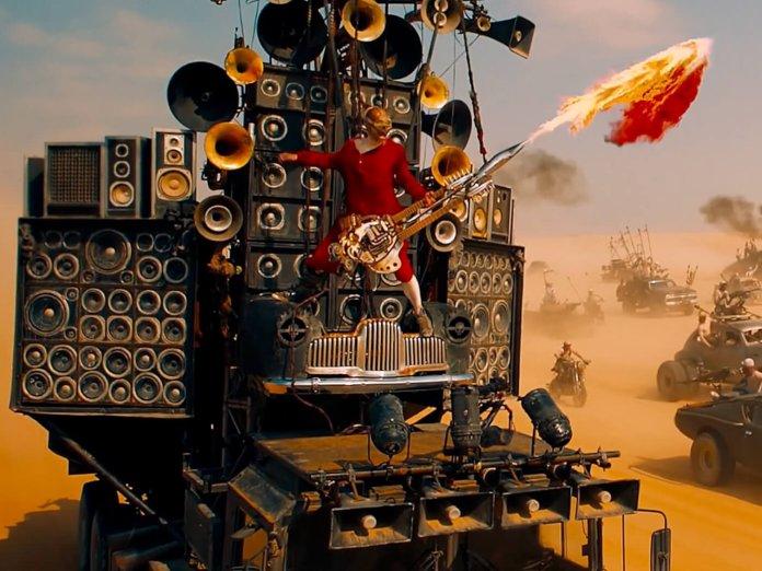 Doof Warrior Mad Max Fury Road