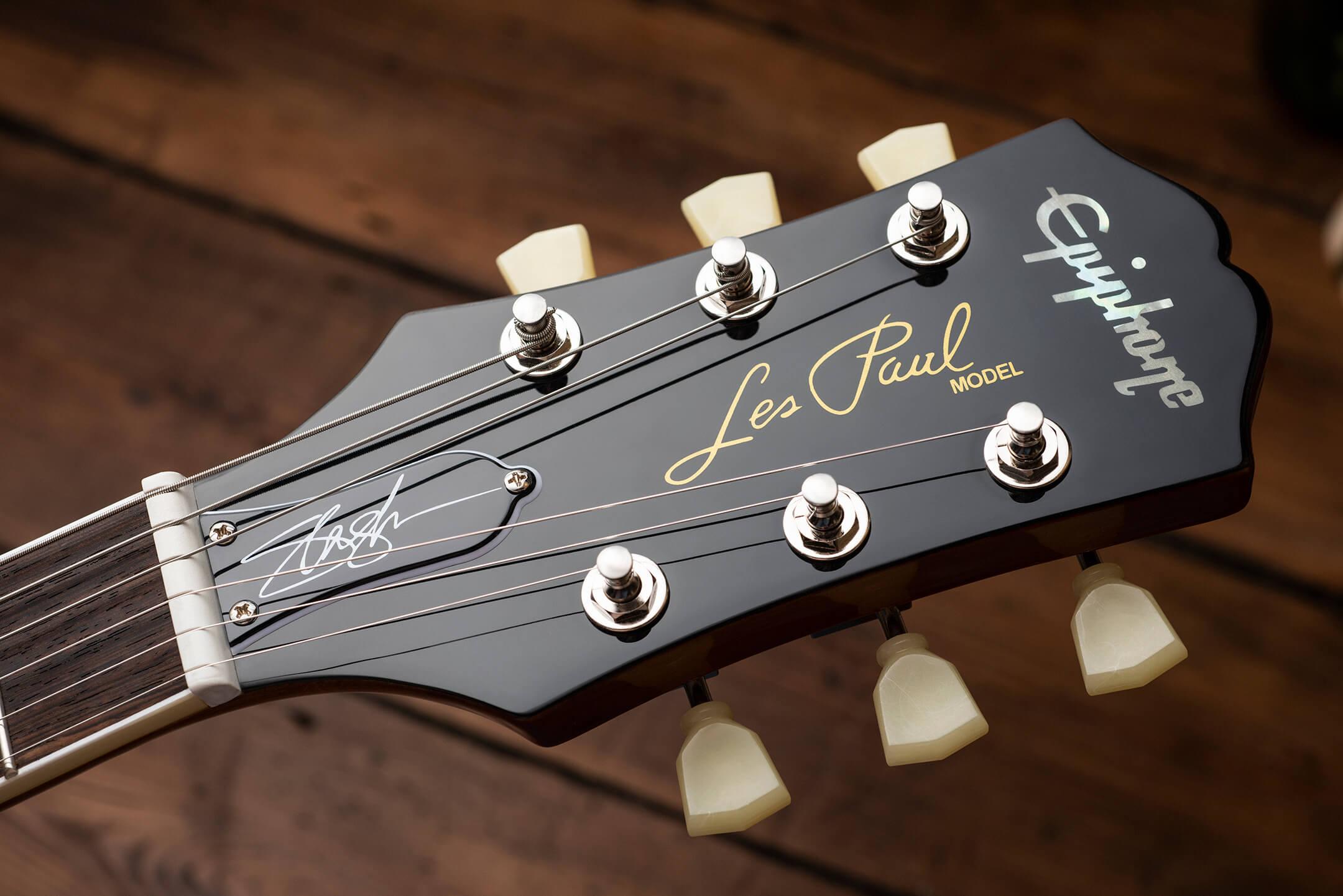 Epiphone Slash Collection 'Victoria' Les Paul Standard Goldtop
