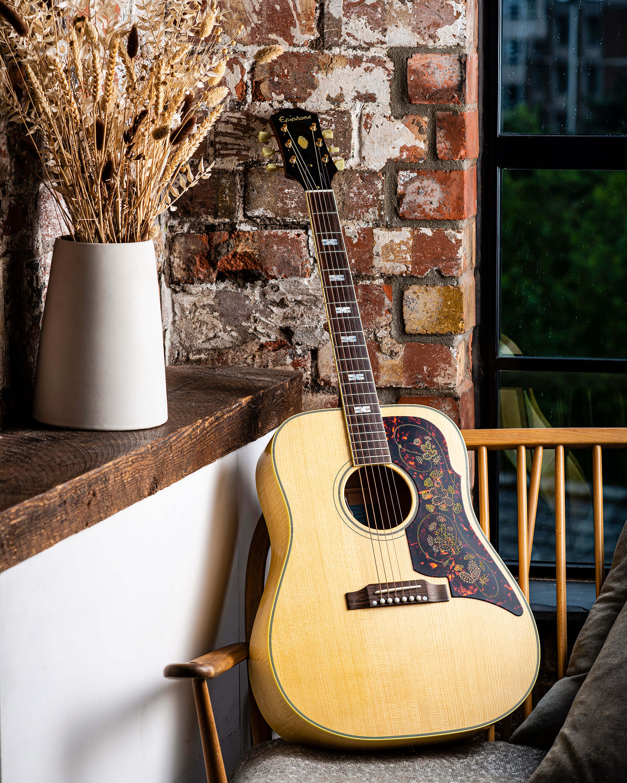 Epiphone USA Collection Frontier