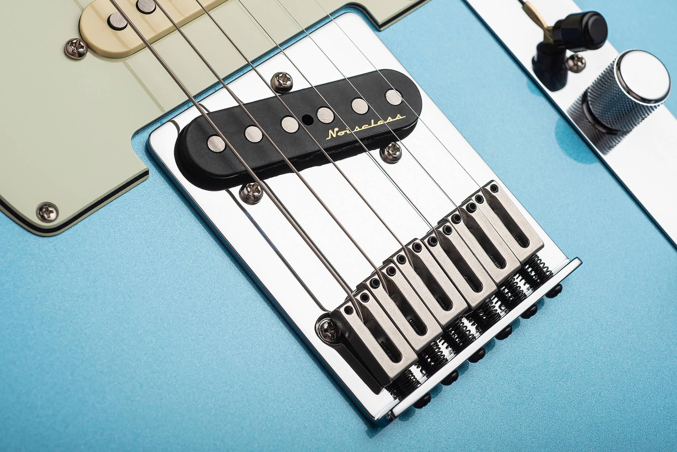 Fender Player Plus Nashville Telecaster
