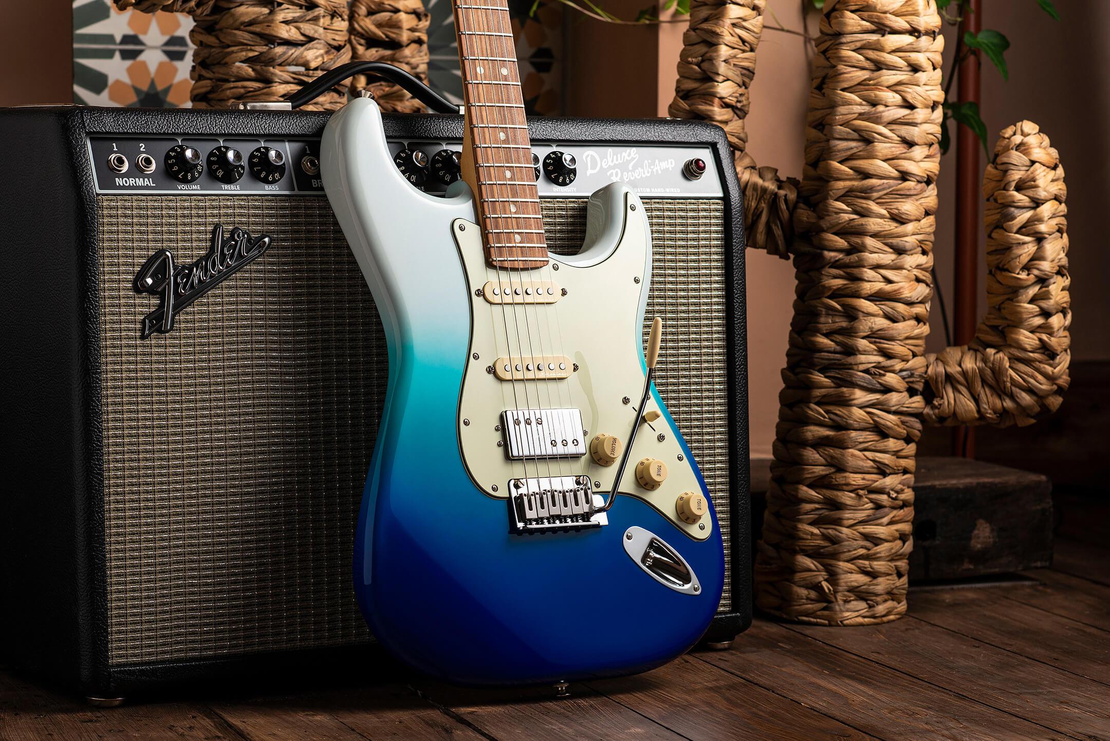 Fender Player Plus Stratocaster HSS