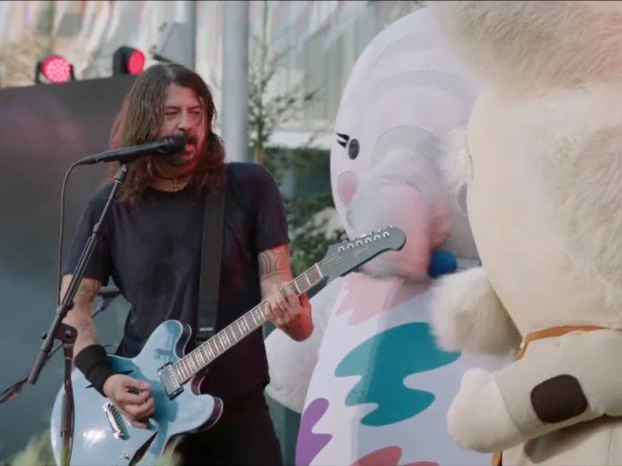 Foo Fighters Dreamforce
