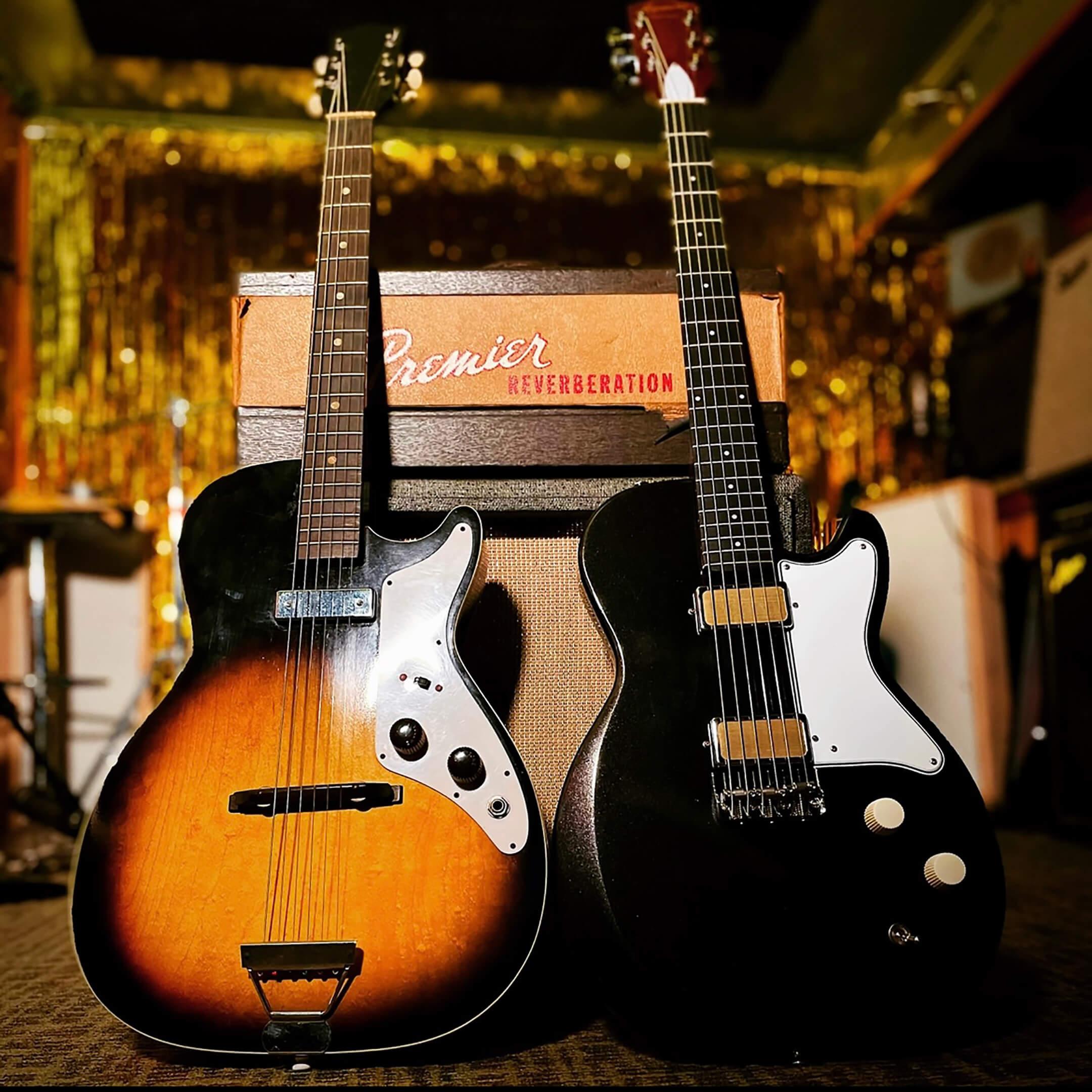 GA-20's 1960s Harmony Stratotone, Harmony Jupiter