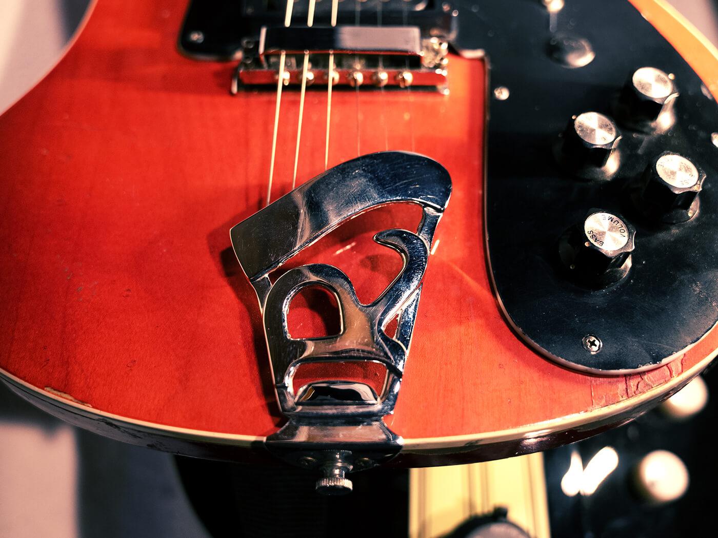 Chris Corner's Guitar