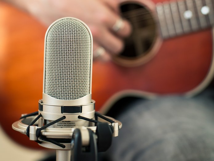 Acoustic Guitar Recording