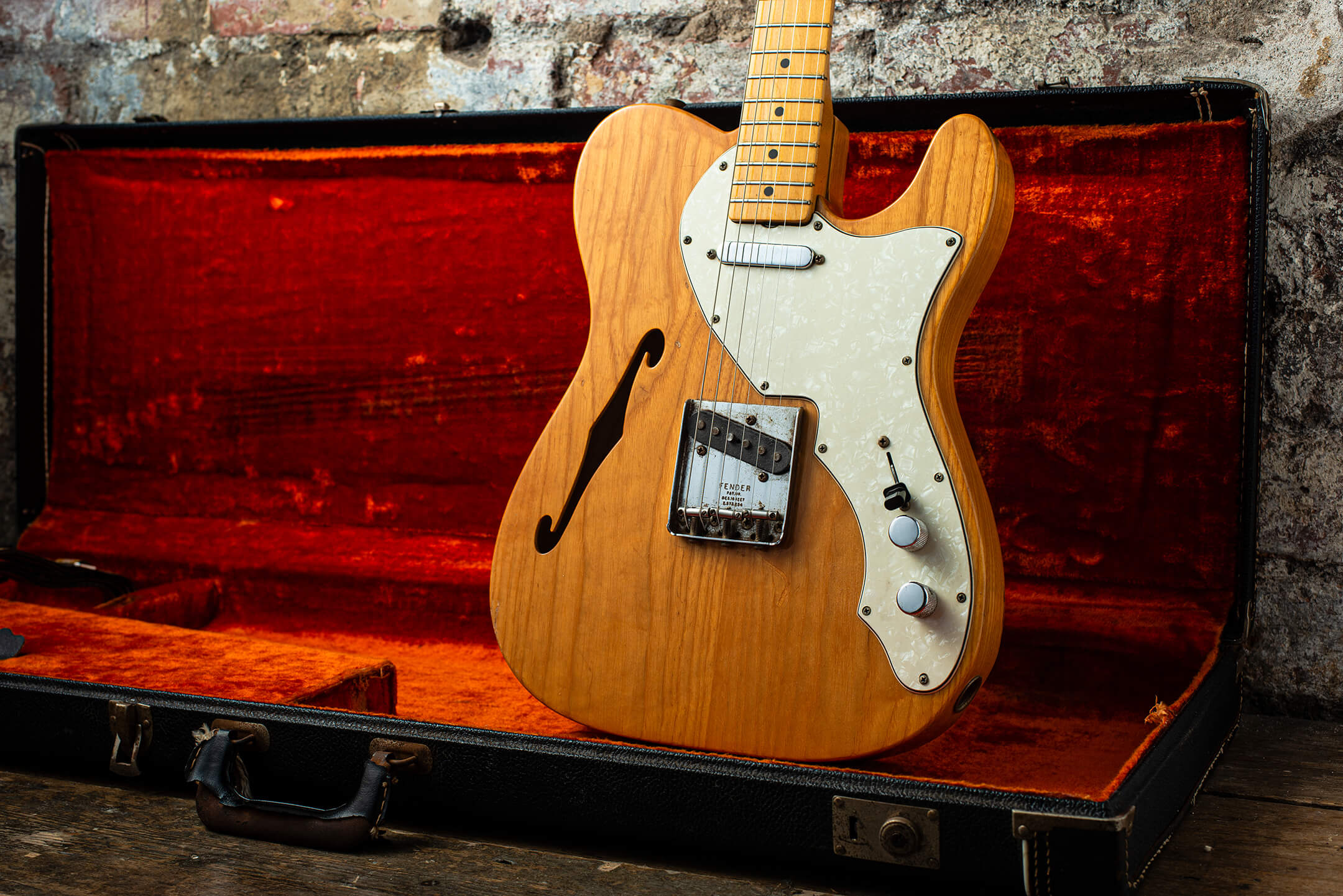 How to buy a vintage Telecaster