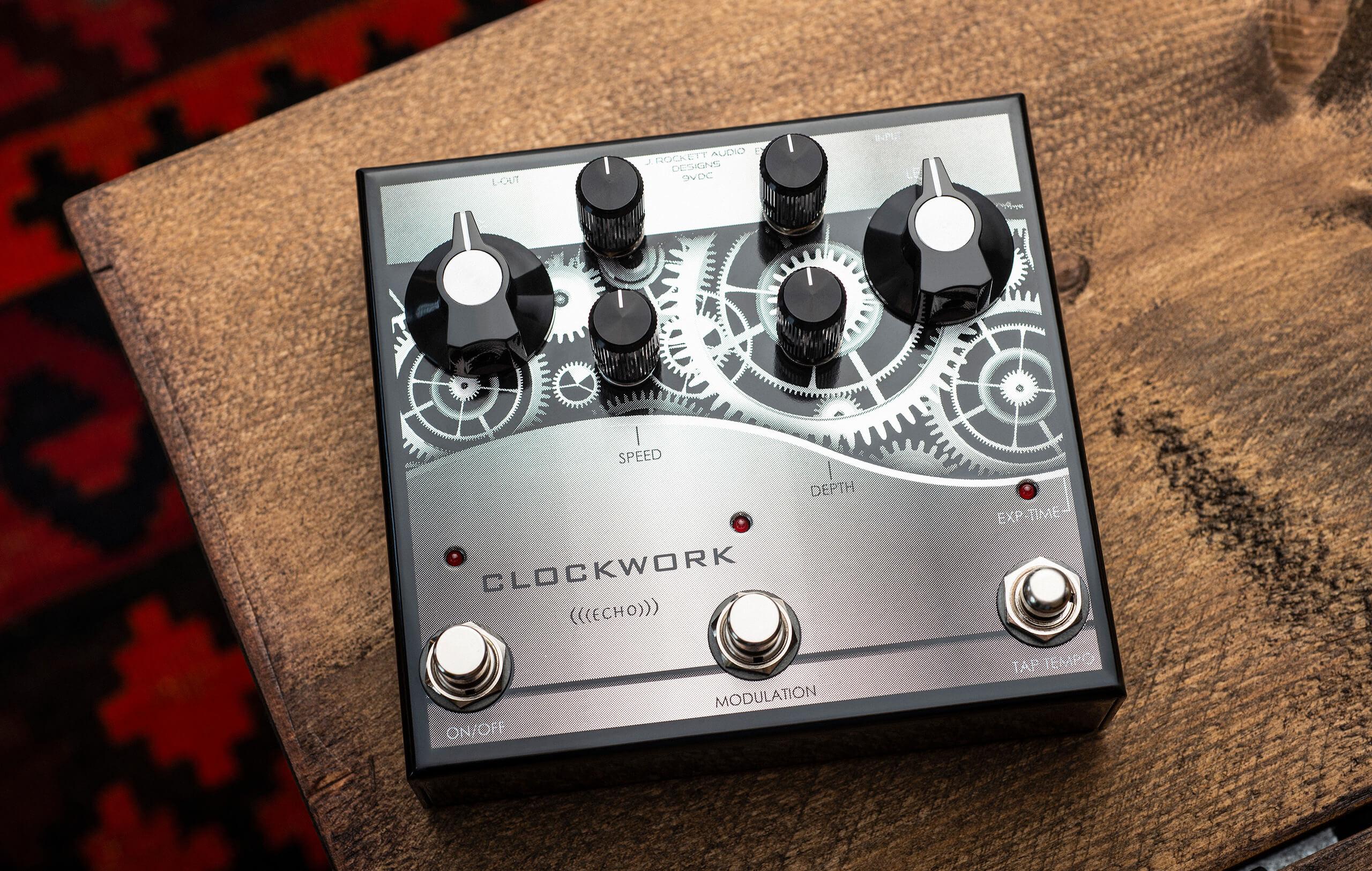 J. Rockett Audio Designs Clockwork Echo