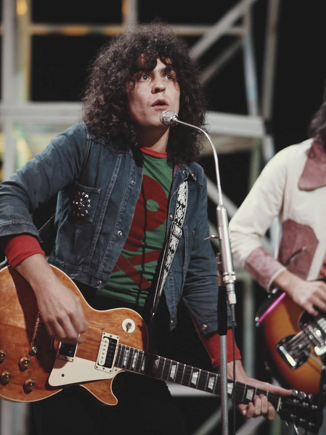 Marc Bolan of T. Rex