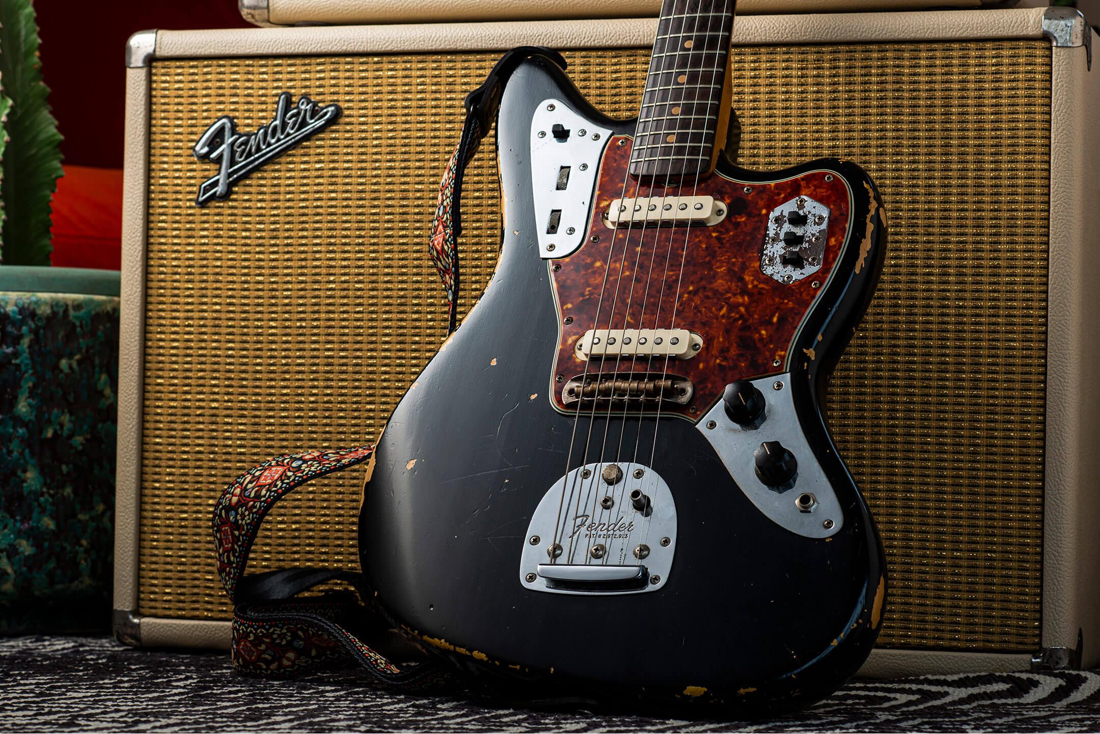 Marc Ransley's Jaguar