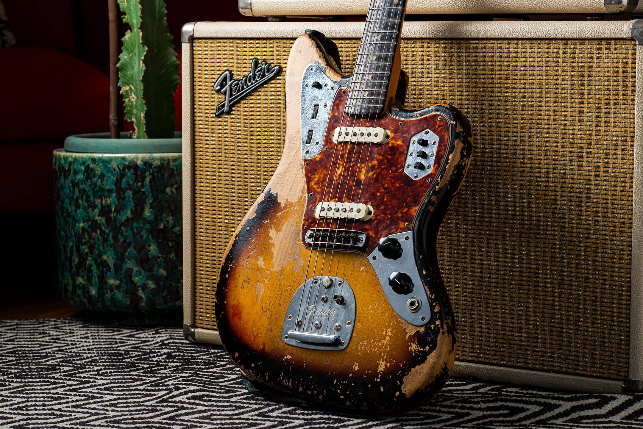 Marc Ransley's 1964 Fender Jaguar