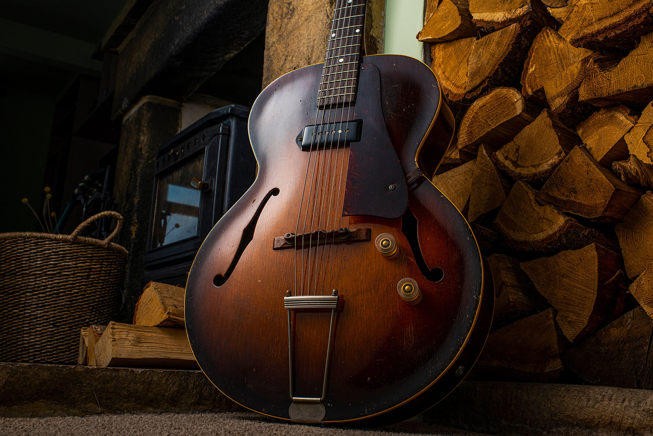 Marc Ransley's 1947 Gibson ES-125 Archtop