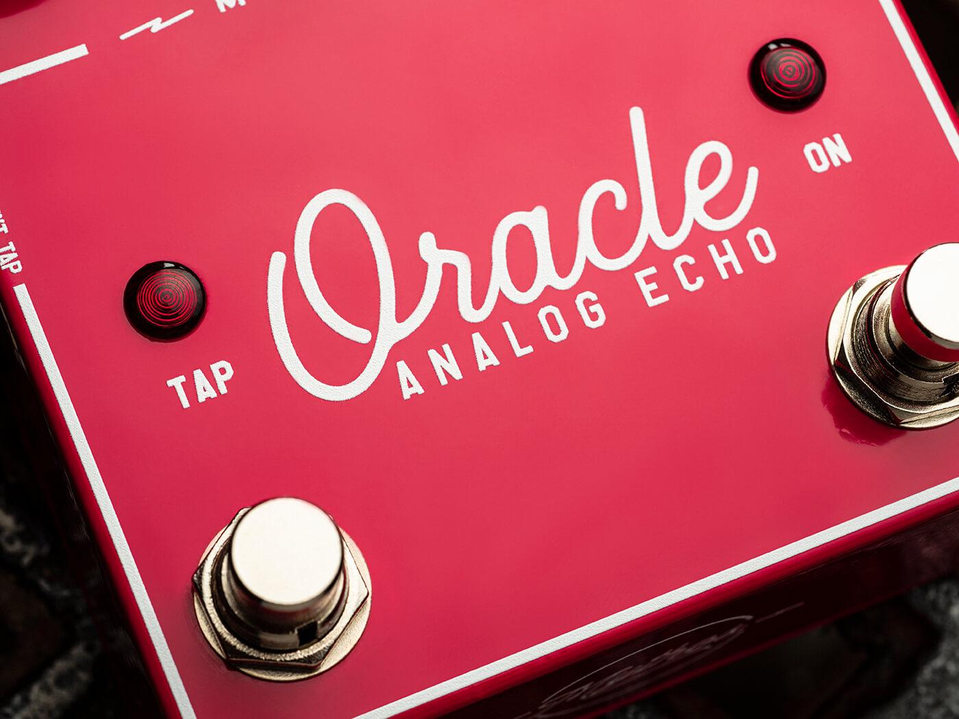 Mythos Pedals Oracle Analog Echo