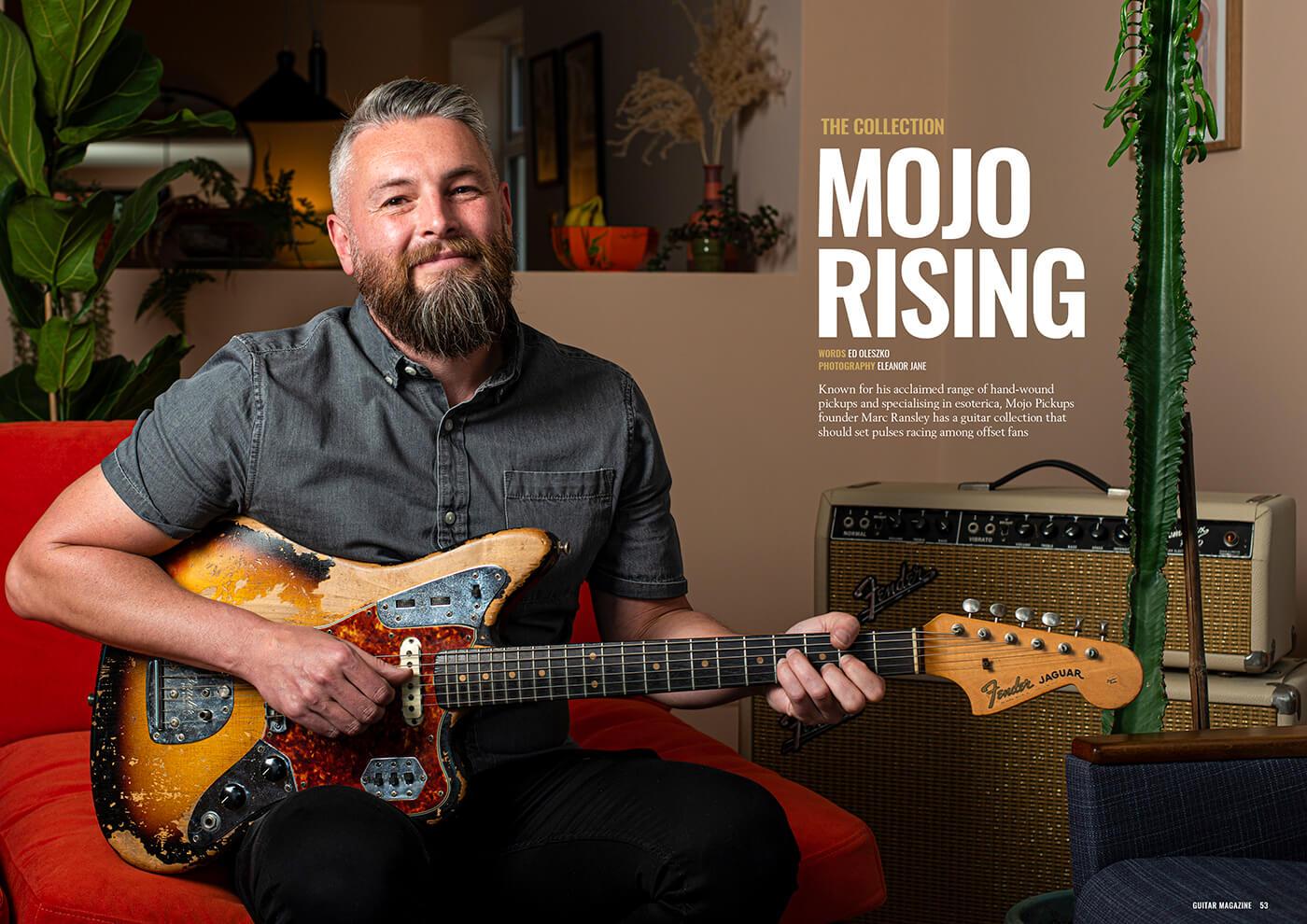 Guitar On-Sale November Mojo