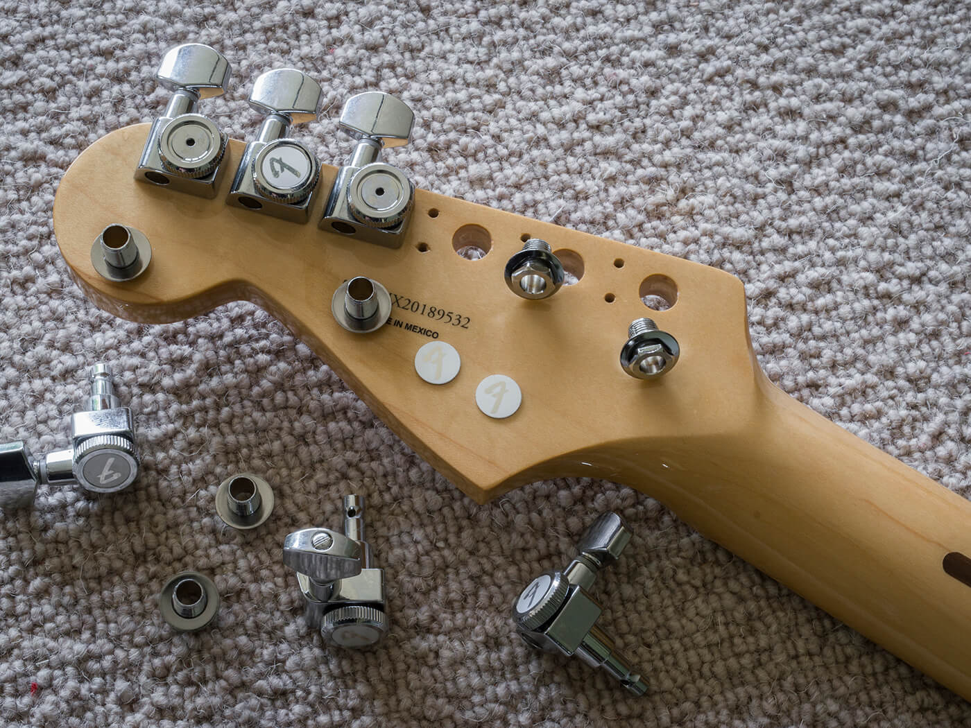 DIY Workshop: Converting Strat to Baritone