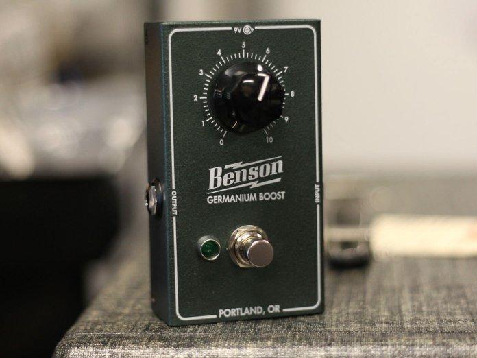 Benson Germanium Boost