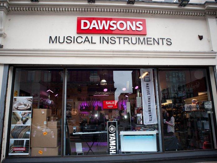 Dawson's Music