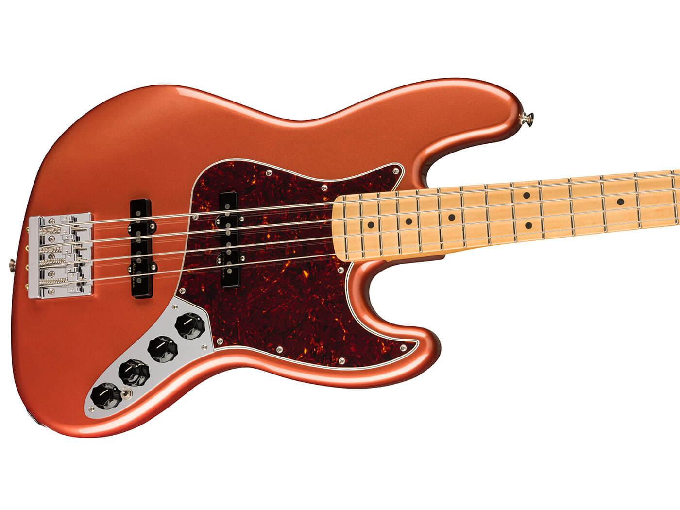 Fender Player Plus Active Jazz Bass