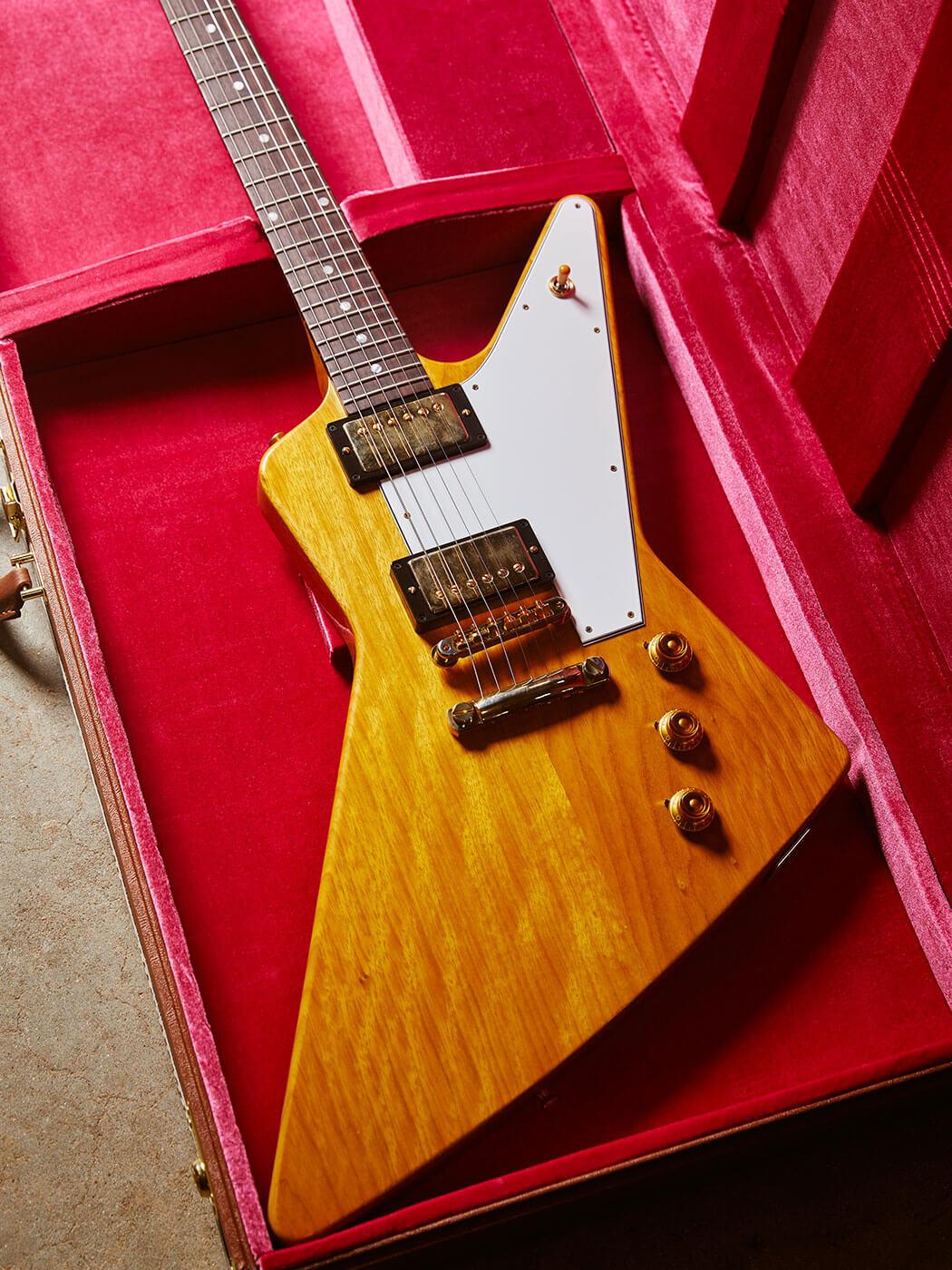 Gibson Custom Shop 1958 Explorer