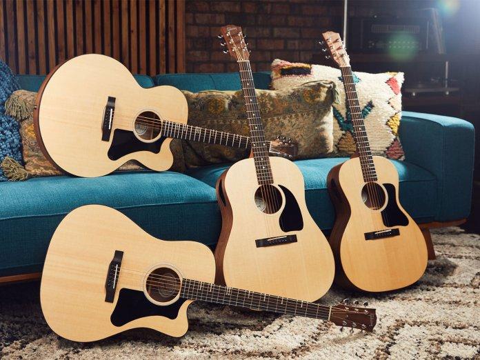 Gibson Generation acoustics